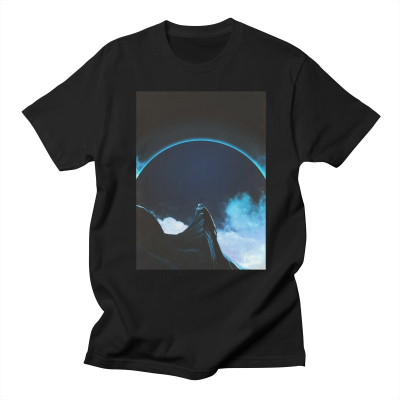 Full Dark Men's Regular T-Shirt by Adam Priesters Shop
