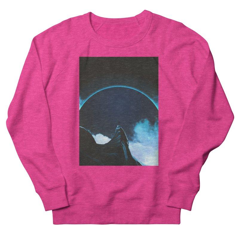 Full Dark Women's French Terry Sweatshirt by Adam Priesters Shop