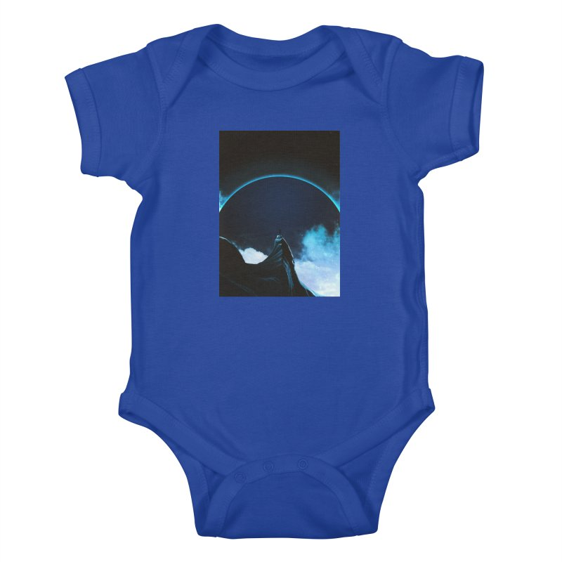 Full Dark Kids Baby Bodysuit by Adam Priesters Shop