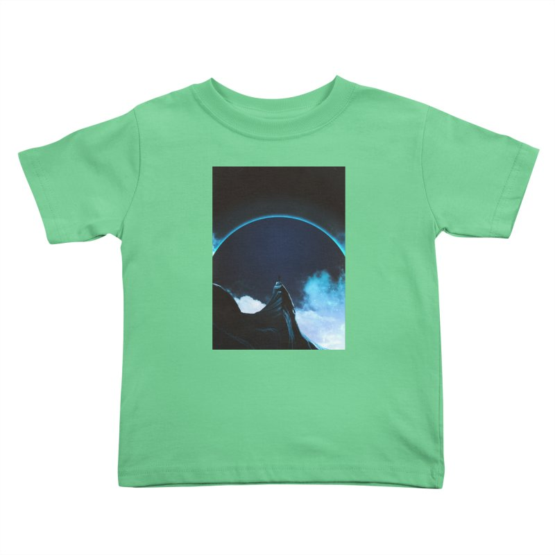 Full Dark Kids Toddler T-Shirt by Adam Priesters Shop