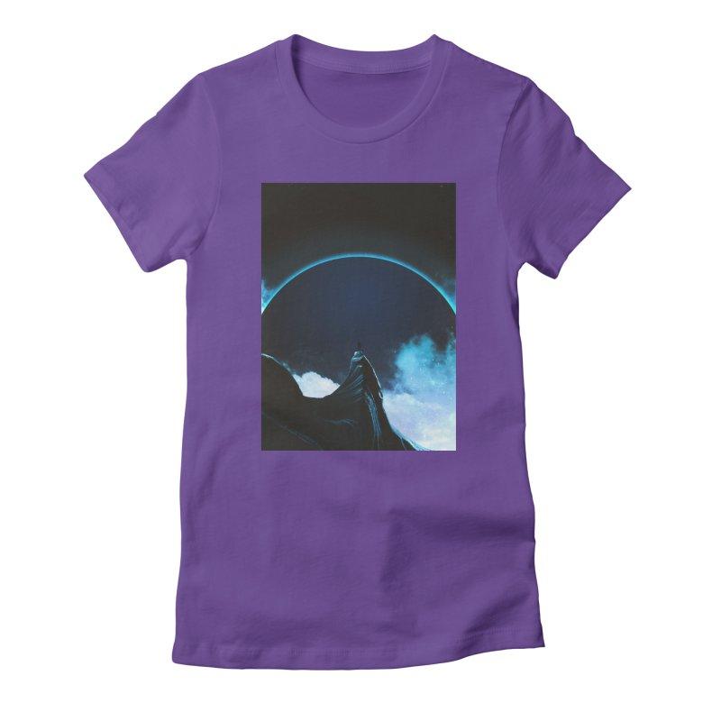 Full Dark Women's T-Shirt by Adam Priesters Shop