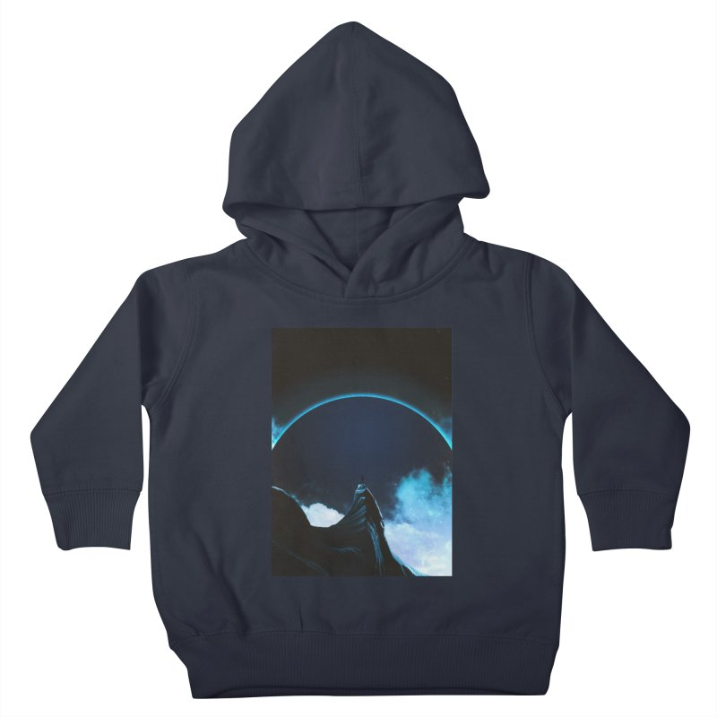 Full Dark Kids Toddler Pullover Hoody by Adam Priesters Shop