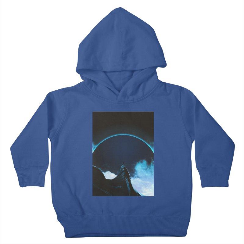 Full Dark Kids Toddler Pullover Hoody by Adam Priesters Shop