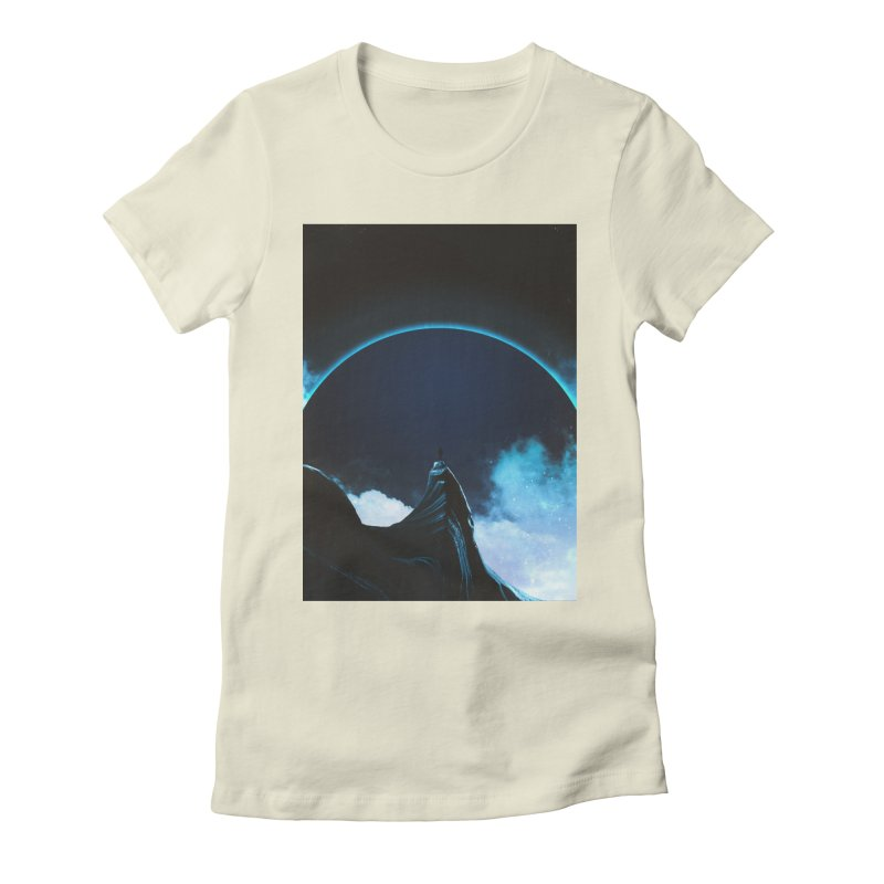 Full Dark Women's T-Shirt by Adam Priesters Shop