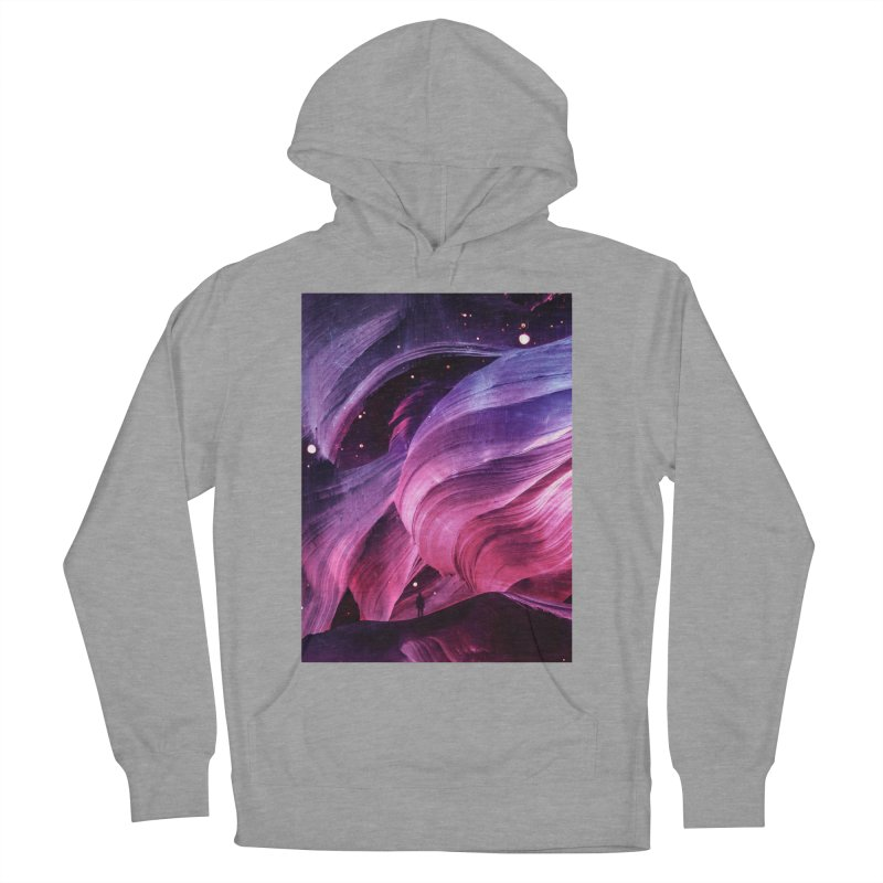 Beneath Women's French Terry Pullover Hoody by Adam Priesters Shop