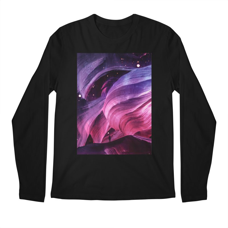 Beneath Men's Regular Longsleeve T-Shirt by Adam Priesters Shop