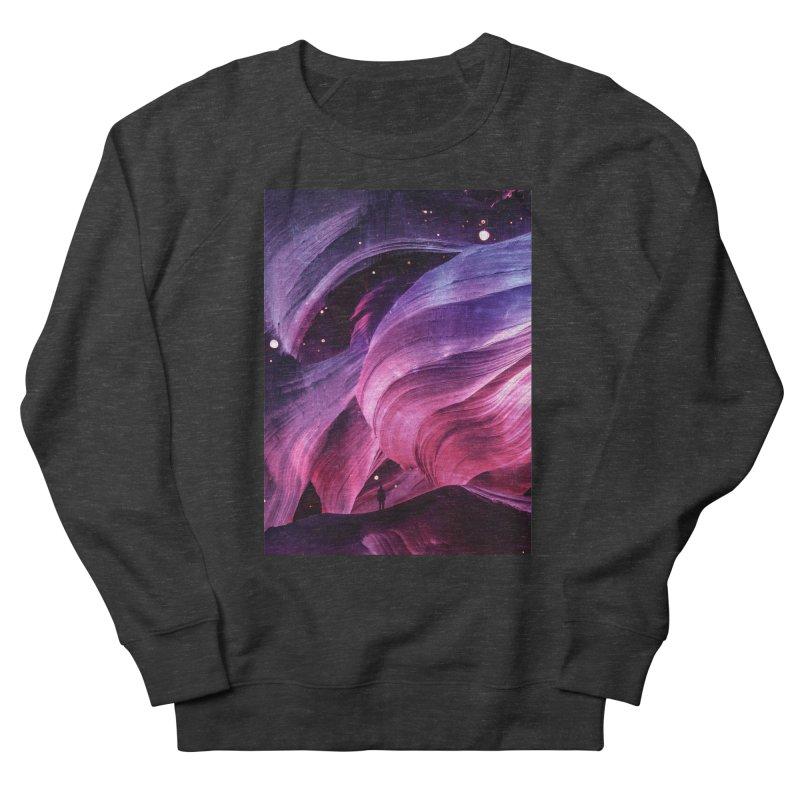 Beneath Men's French Terry Sweatshirt by Adam Priesters Shop