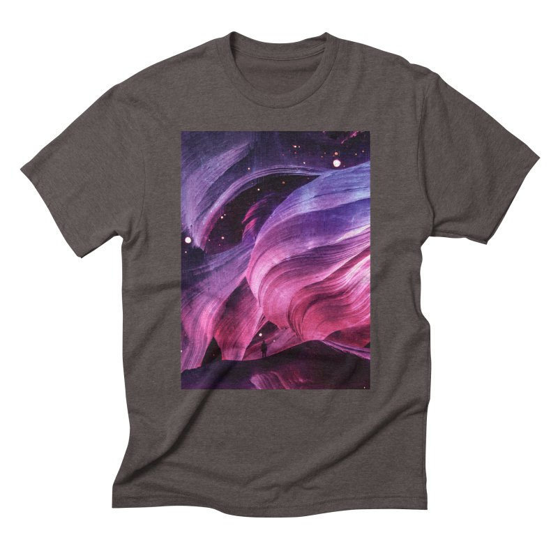 Beneath Men's Triblend T-Shirt by Adam Priesters Shop