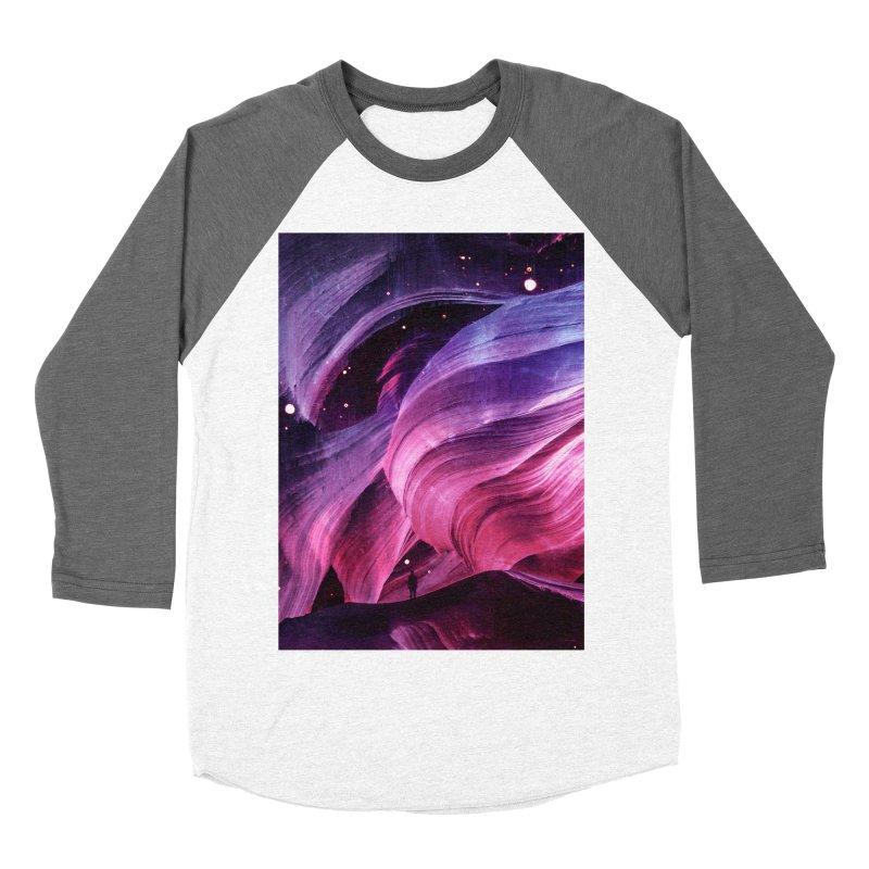 Beneath Women's Baseball Triblend Longsleeve T-Shirt by Adam Priesters Shop