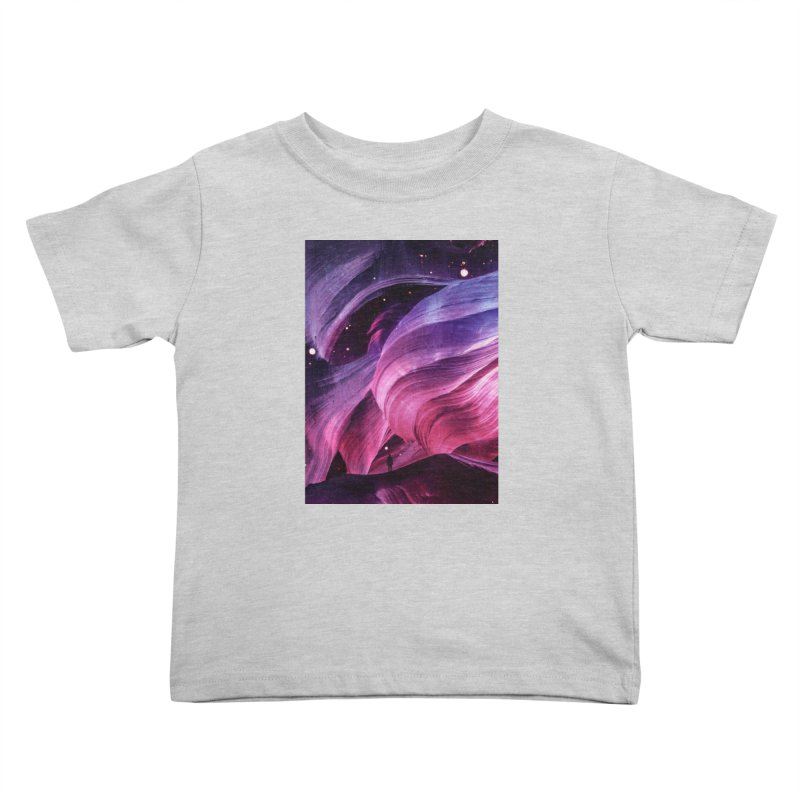 Beneath Kids Toddler T-Shirt by Adam Priesters Shop