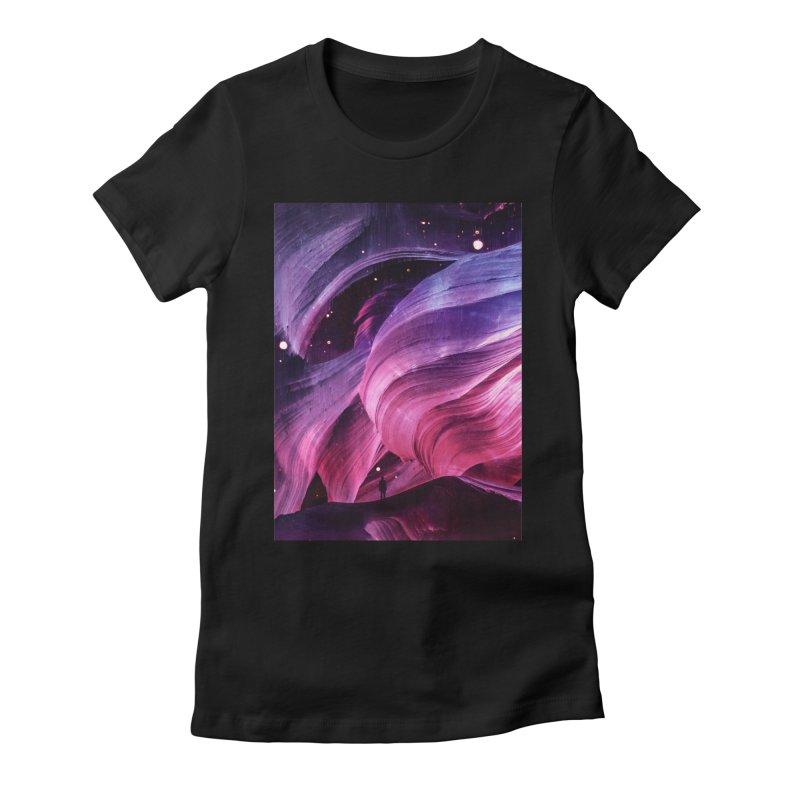 Beneath Women's T-Shirt by Adam Priesters Shop