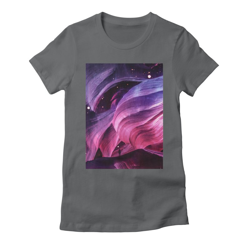 Beneath Women's T-Shirt by Adam Priesters Shop