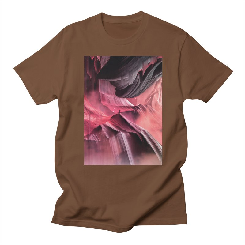 Return to a place never seen / Red Men's  by Adam Priesters Shop