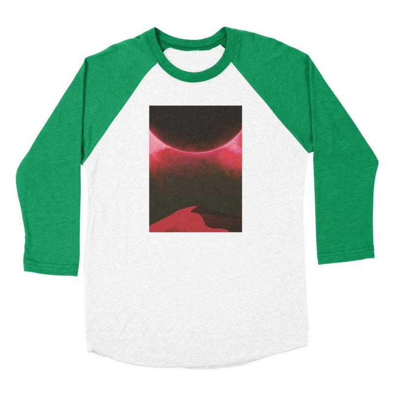 Second Sundown Men's Baseball Triblend Longsleeve T-Shirt by Adam Priesters Shop
