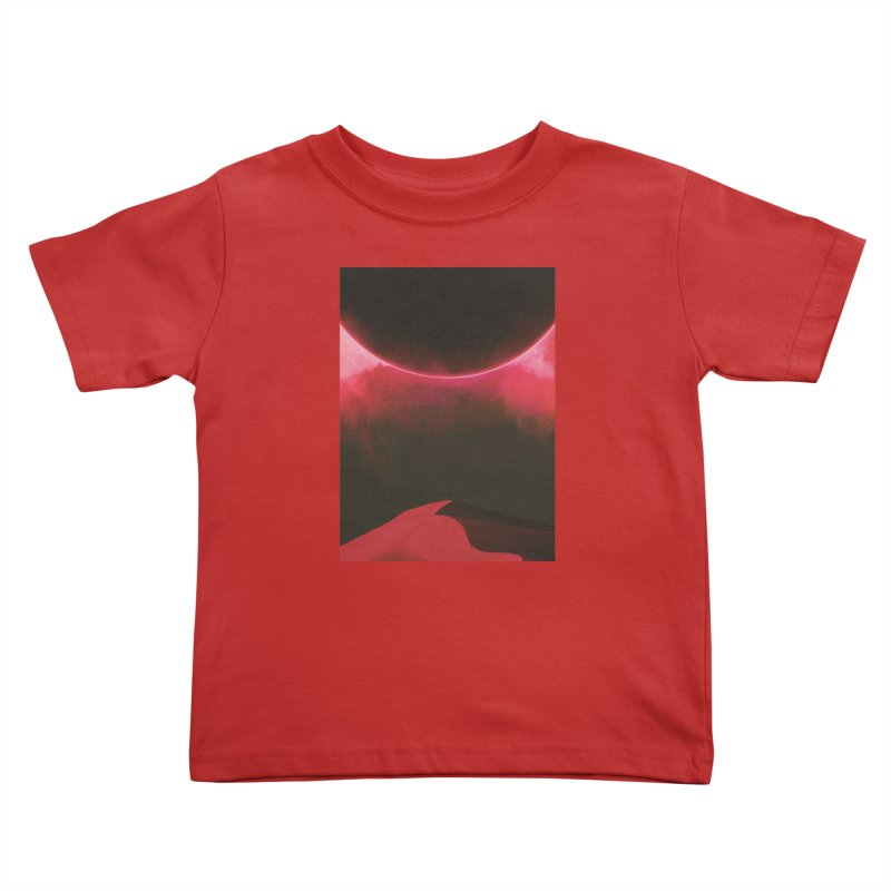 Second Sundown Kids Toddler T-Shirt by Adam Priesters Shop