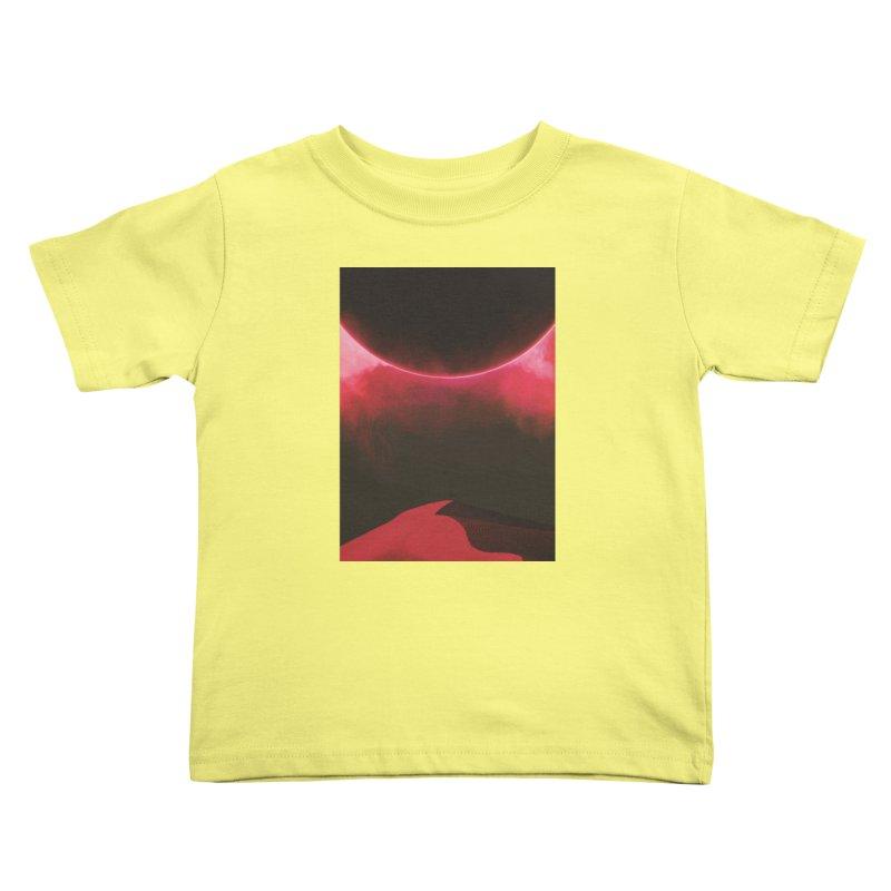 Second Sundown Kids Toddler T-Shirt by Adam Priesters Shop