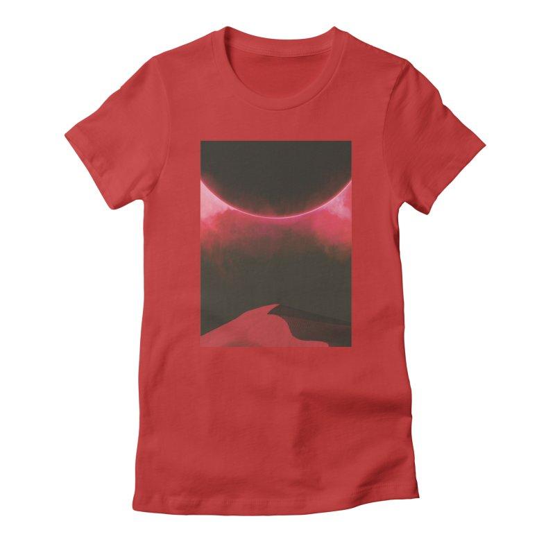 Second Sundown Women's T-Shirt by Adam Priesters Shop