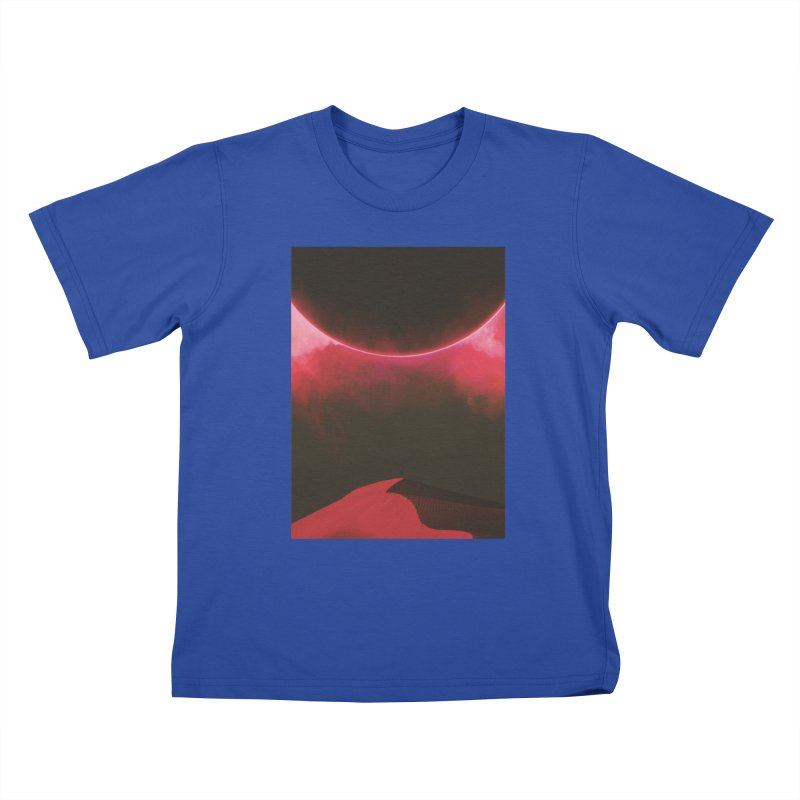 Second Sundown Kids T-Shirt by Adam Priesters Shop