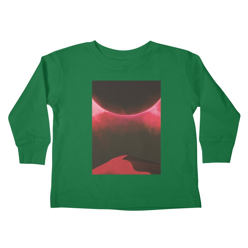 Second Sundown Kids Toddler Longsleeve T-Shirt by Adam Priesters Shop