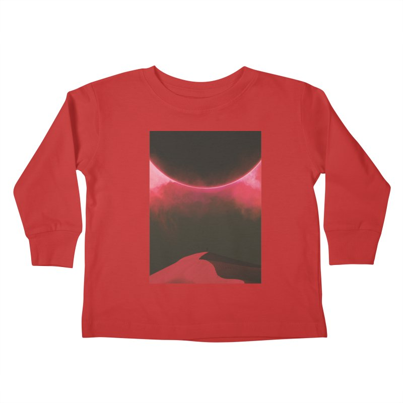 Second Sundown Kids Toddler Longsleeve T-Shirt by Adam Priesters Shop