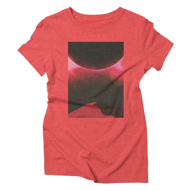 Second Sundown Women's Triblend T-Shirt by Adam Priesters Shop