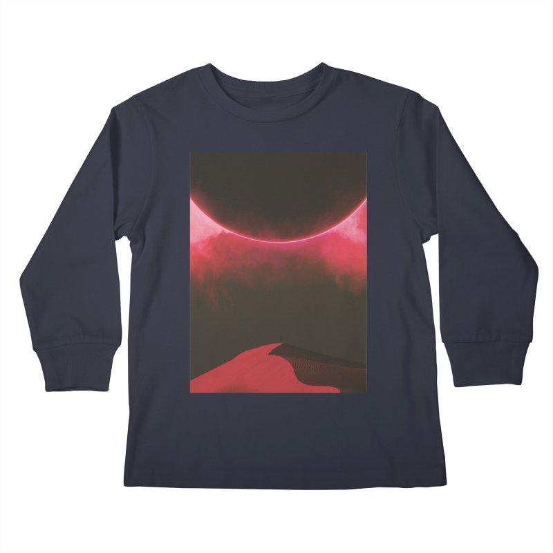 Second Sundown Kids Longsleeve T-Shirt by Adam Priesters Shop