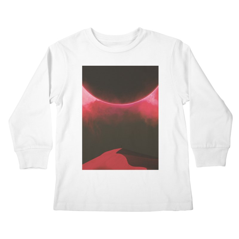 Second Sundown Kids Longsleeve T-Shirt by Adam Priesters Shop