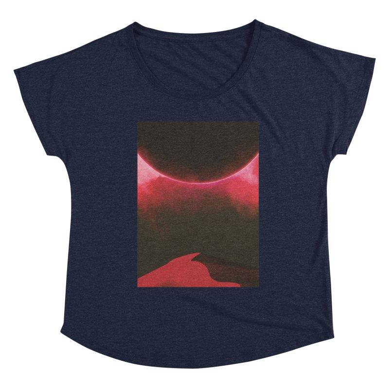 Second Sundown Women's Scoop Neck by Adam Priesters Shop