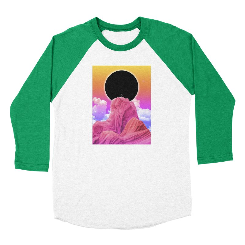Now More Than Ever Women's Baseball Triblend Longsleeve T-Shirt by Adam Priesters Shop