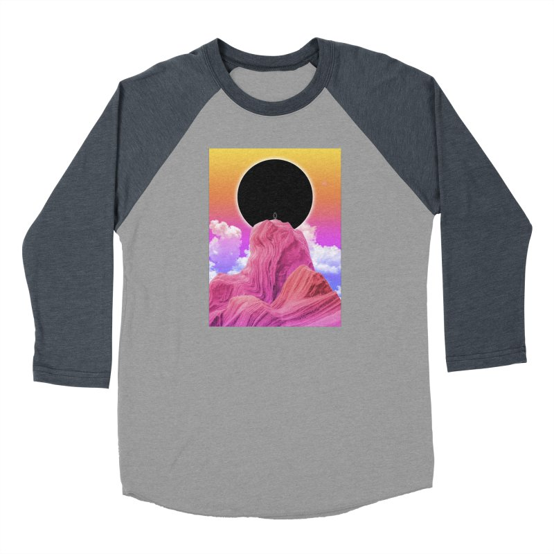 Now More Than Ever Men's Baseball Triblend Longsleeve T-Shirt by Adam Priesters Shop