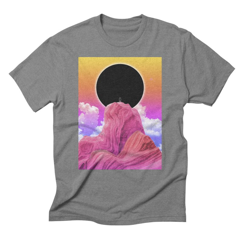 Now More Than Ever Men's Triblend T-Shirt by Adam Priesters Shop