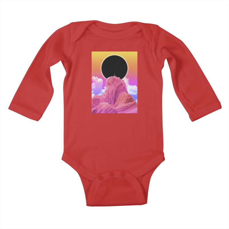 Now More Than Ever Kids Baby Longsleeve Bodysuit by Adam Priesters Shop