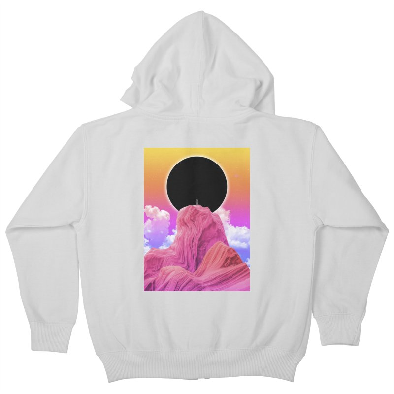 Now More Than Ever Kids Zip-Up Hoody by Adam Priesters Shop