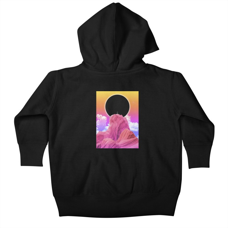 Now More Than Ever Kids Baby Zip-Up Hoody by Adam Priesters Shop