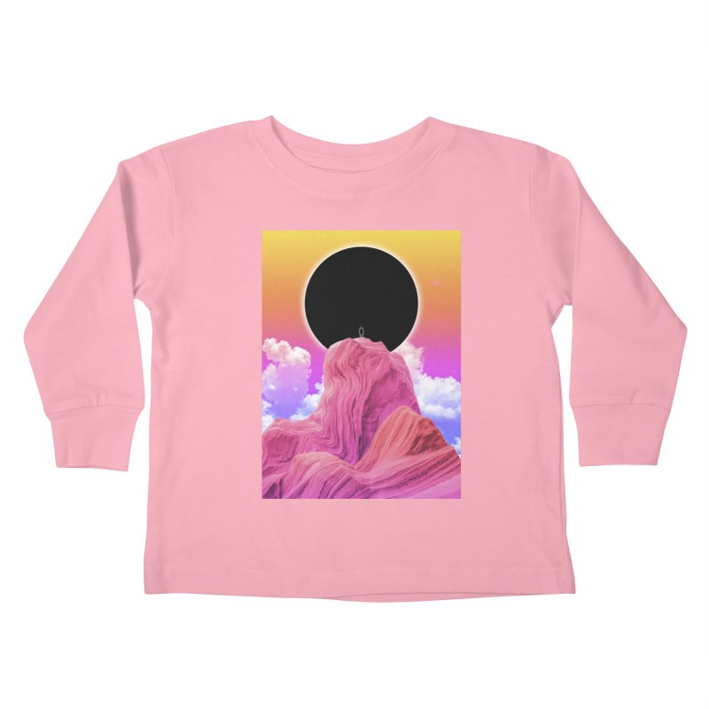Now More Than Ever Kids Toddler Longsleeve T-Shirt by Adam Priesters Shop