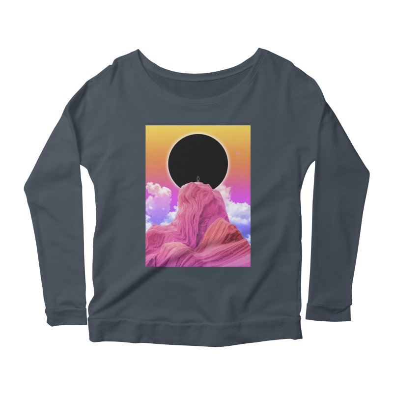 Now More Than Ever Women's Longsleeve Scoopneck  by Adam Priesters Shop
