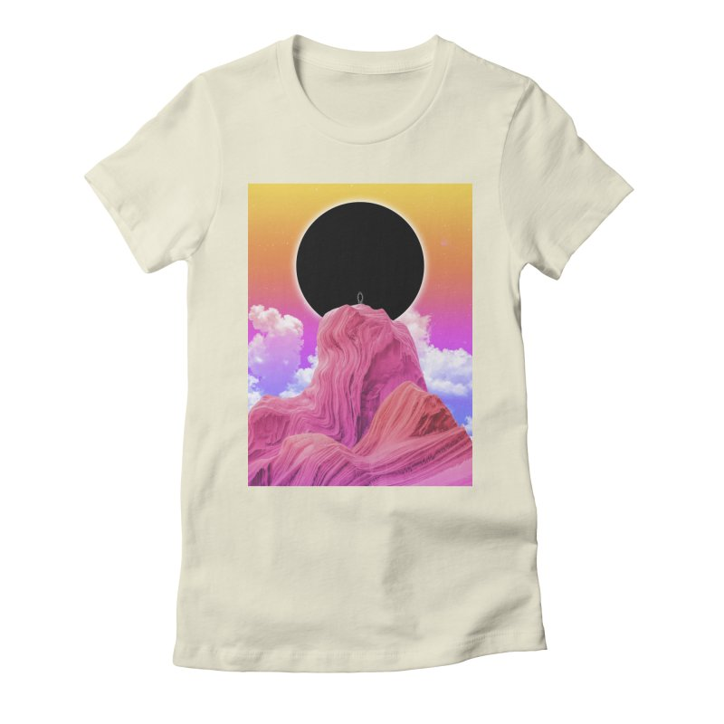 Now More Than Ever Women's Fitted T-Shirt by Adam Priesters Shop