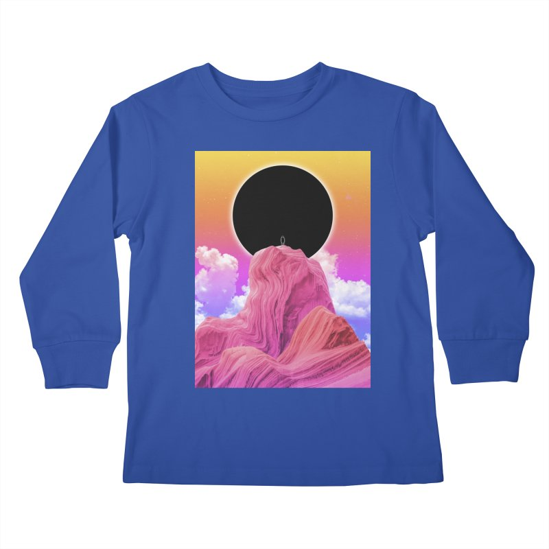 Now More Than Ever Kids Longsleeve T-Shirt by Adam Priesters Shop