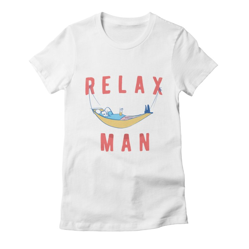 Relax Man   by adamrajcevich's Artist Shop