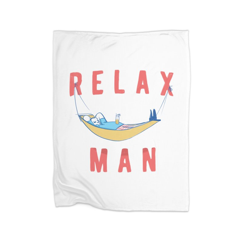 Relax Man   by adamrajcevich's Artist Shop