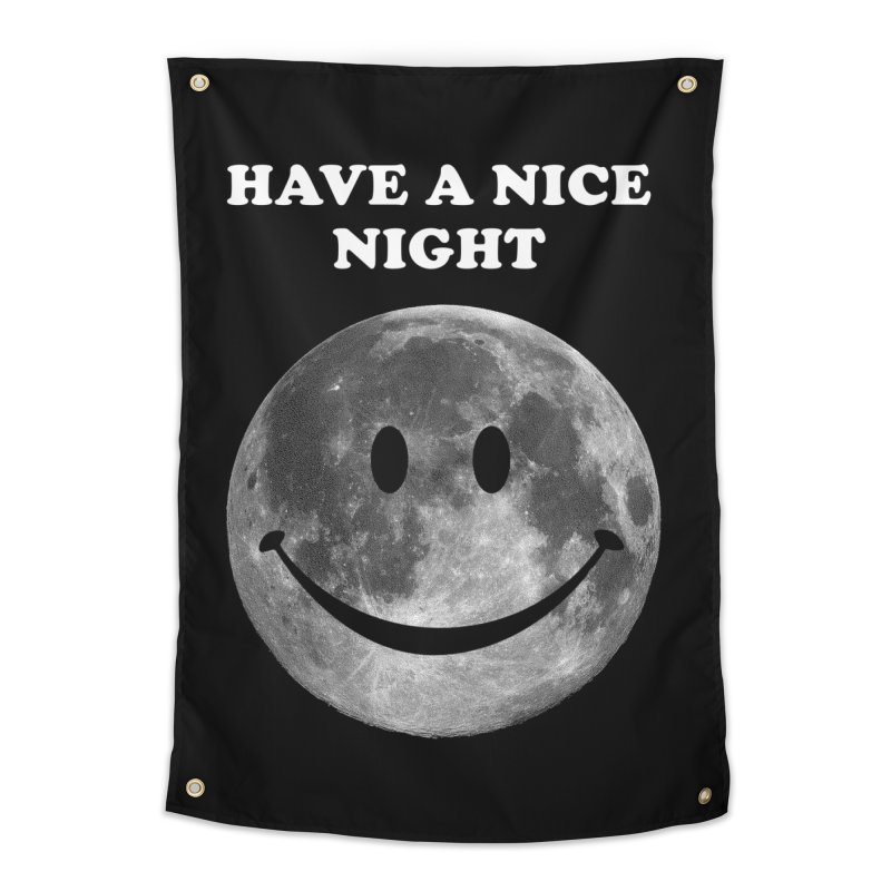 HAVE A NICE NIGHT Home Tapestry by adamrajcevich's Artist Shop