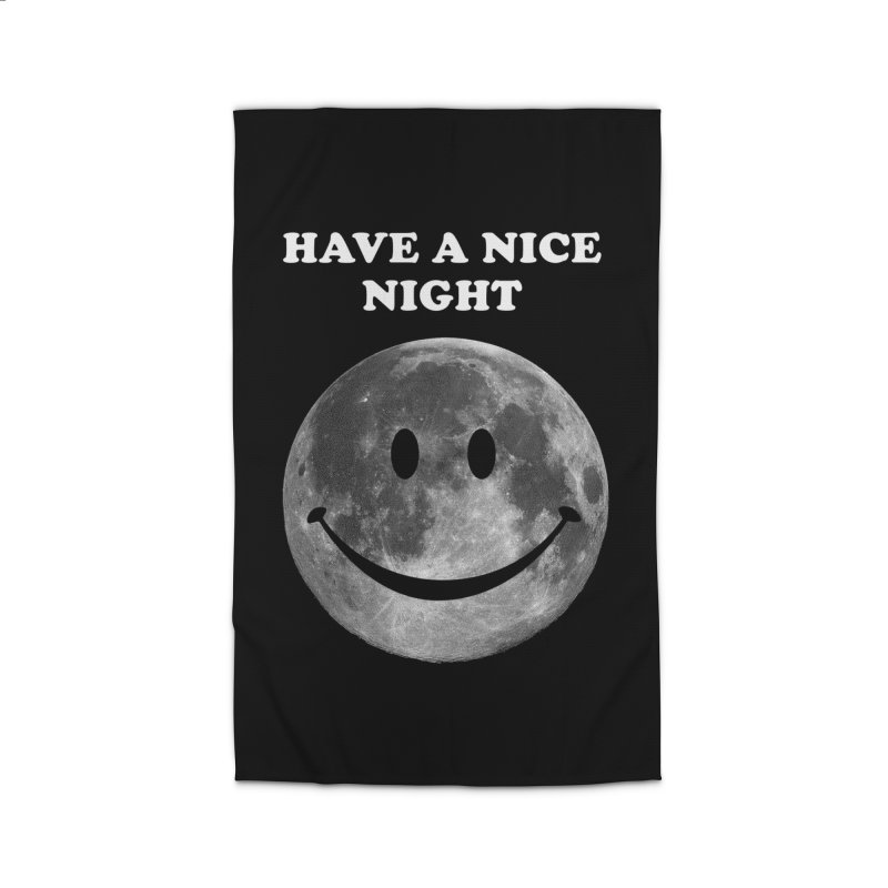 HAVE A NICE NIGHT Home Rug by adamrajcevich's Artist Shop
