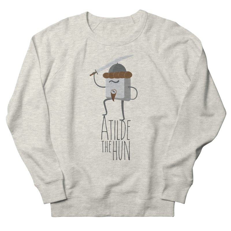 Atilde the Hun Men's Sweatshirt by adamrosson's Artist Shop