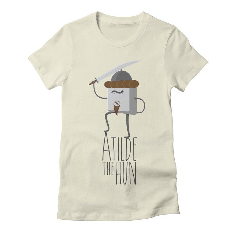 Atilde the Hun   by adamrosson's Artist Shop