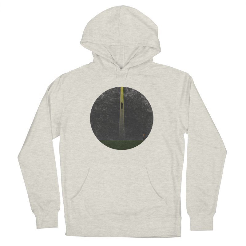 Seeing is Believing Men's French Terry Pullover Hoody by adamrosson's Artist Shop