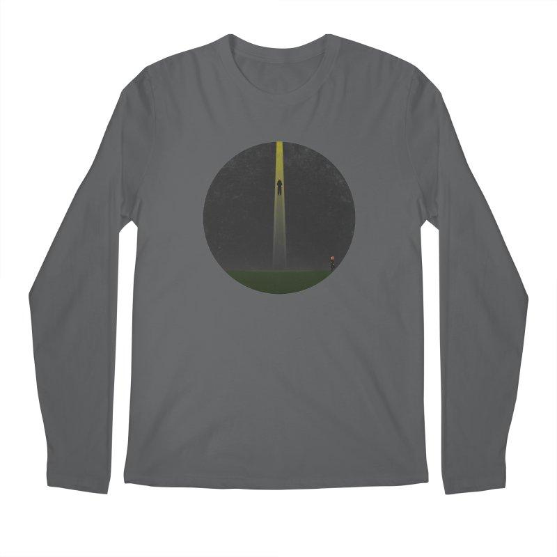 Seeing is Believing Men's Longsleeve T-Shirt by adamrosson's Artist Shop
