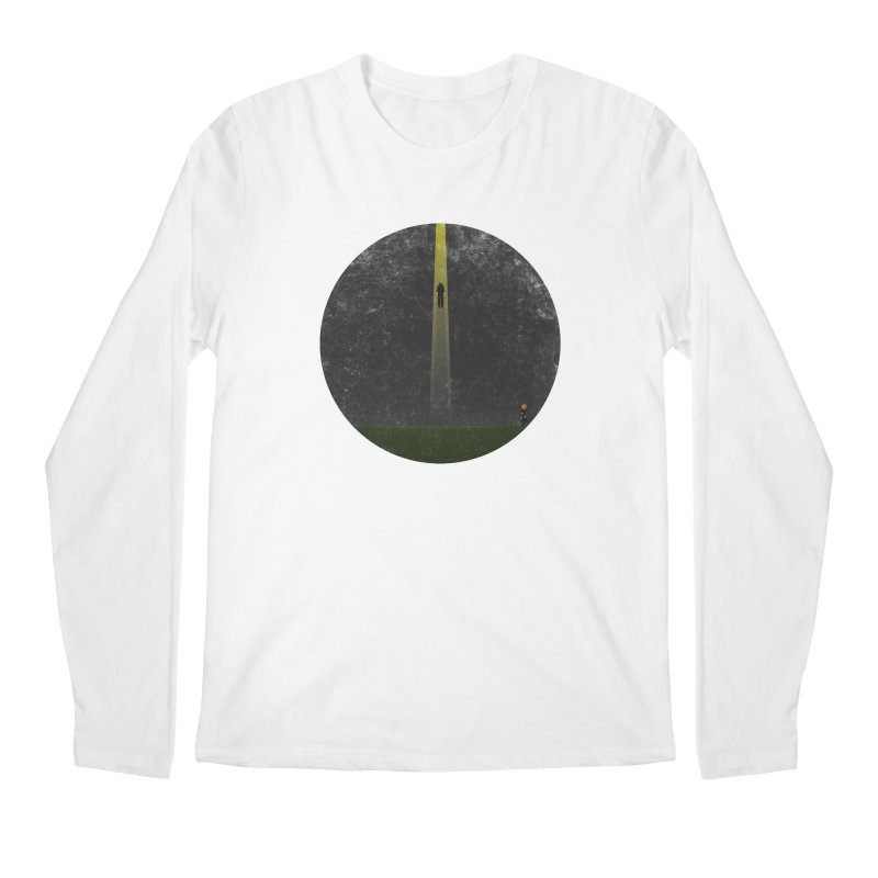 Seeing is Believing Men's Longsleeve T-Shirt by adamrosson's Artist Shop