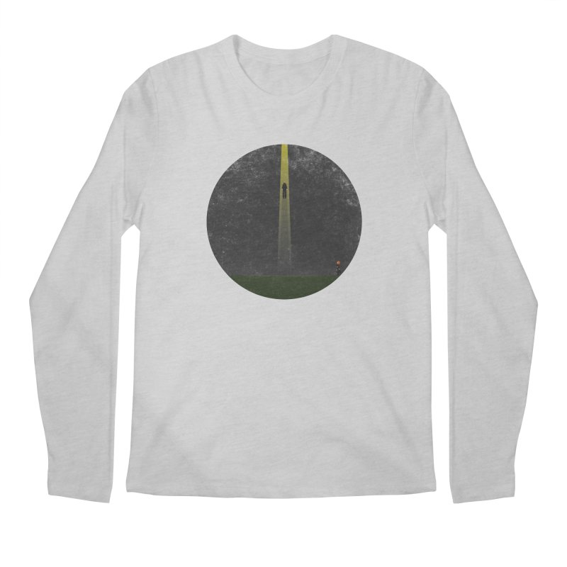 Seeing is Believing Men's Regular Longsleeve T-Shirt by adamrosson's Artist Shop