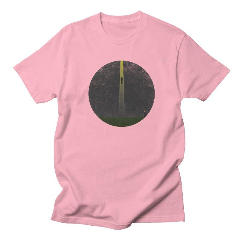 Seeing is Believing Men's Regular T-Shirt by adamrosson's Artist Shop