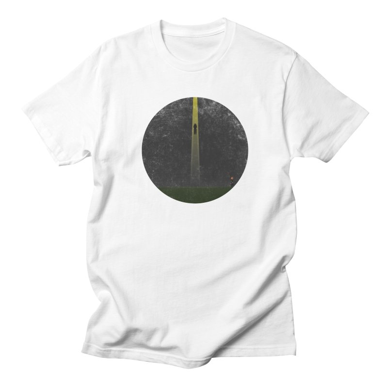 Seeing is Believing Men's T-Shirt by adamrosson's Artist Shop